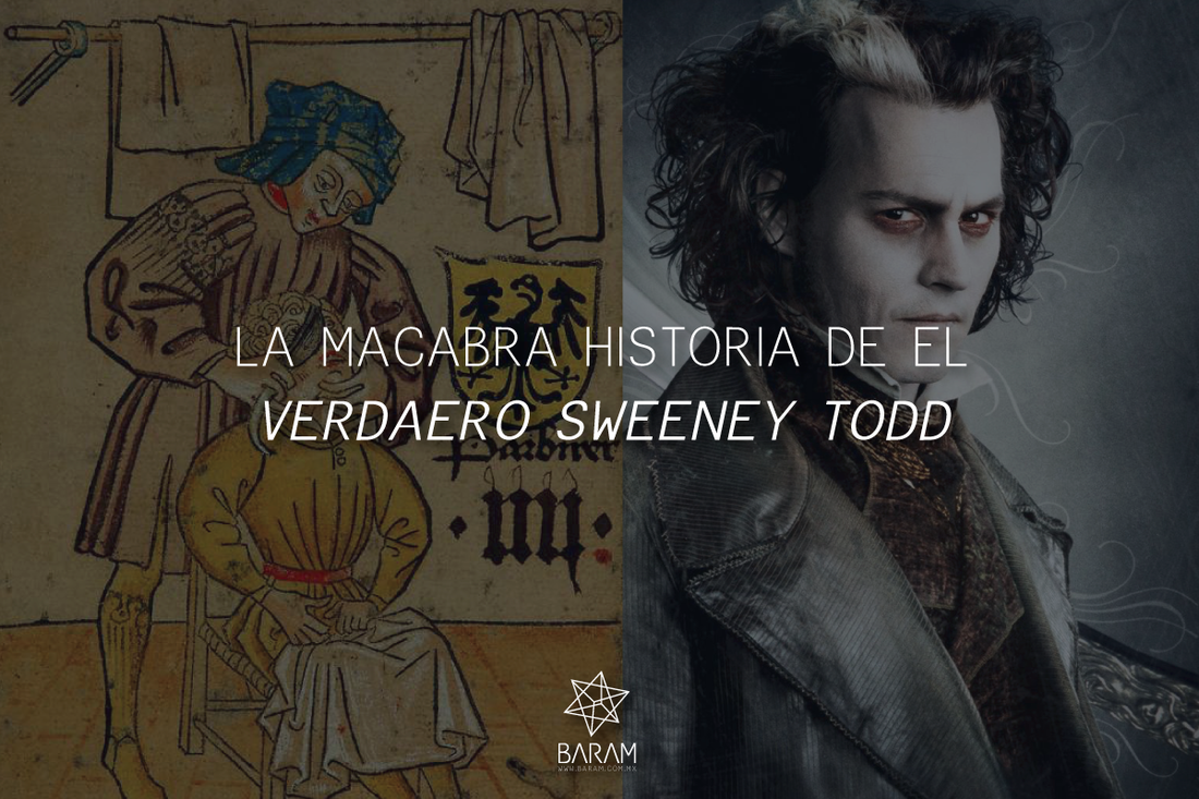 Sweeney todd historia real